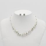 Emmerling Necklace & Earrings 66226