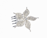 Emmerling Hair Accessory 20296 - Czech stone & crystals