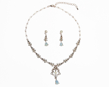 Emmerling Necklace & Earrings 66291