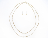 Emmerling Necklace & Earrings 66301